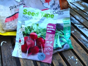 There is still time to get some seeds into the garden this weekend.